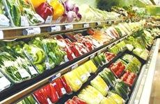 降雨致人工费运输费等上升 西安蔬菜价格小幅上涨