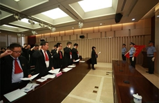 西安市基本实现公职律师全覆盖 呈现蓬勃发展态势