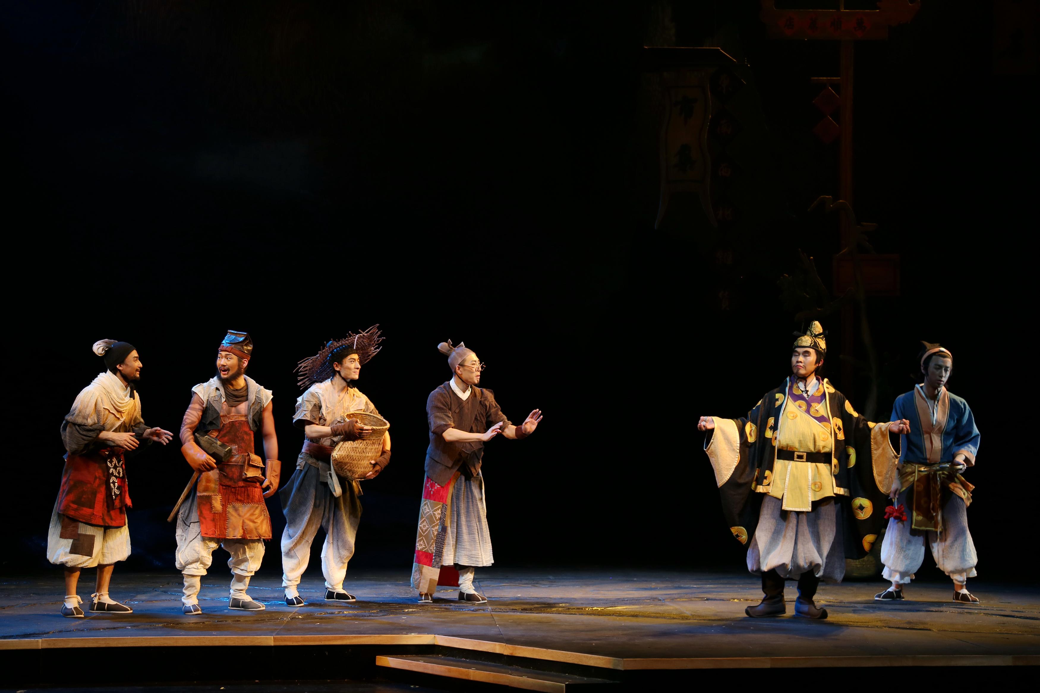 儿童剧《月亮草》在京首演