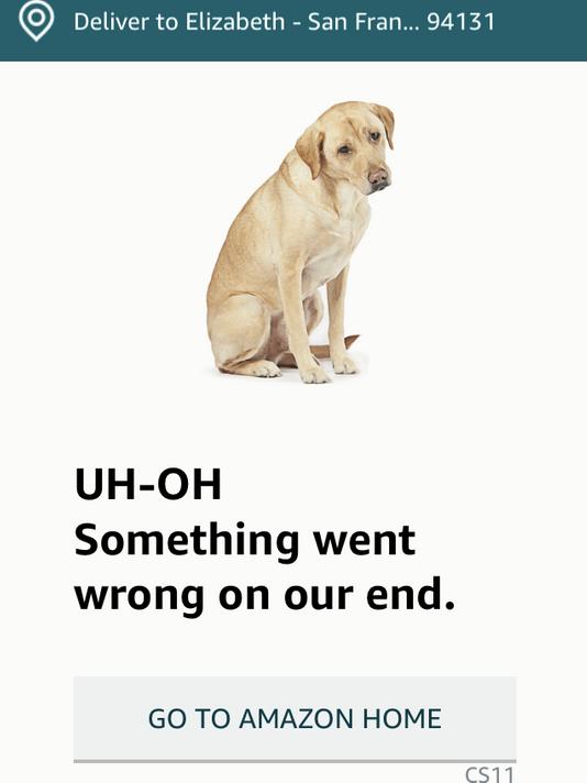 亚马逊关键时刻掉链子 会员日网站和应用双双宕机
