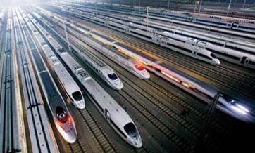 4年311.7亿!中国最赚钱的高铁要巨变