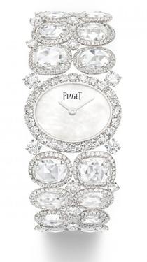 伯爵推出全新高级珠宝腕表