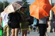 红色高温预警拉响 20日西安市最高温仍在40℃