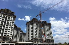 去年陕西省建筑业 总产值突破6000亿元大关