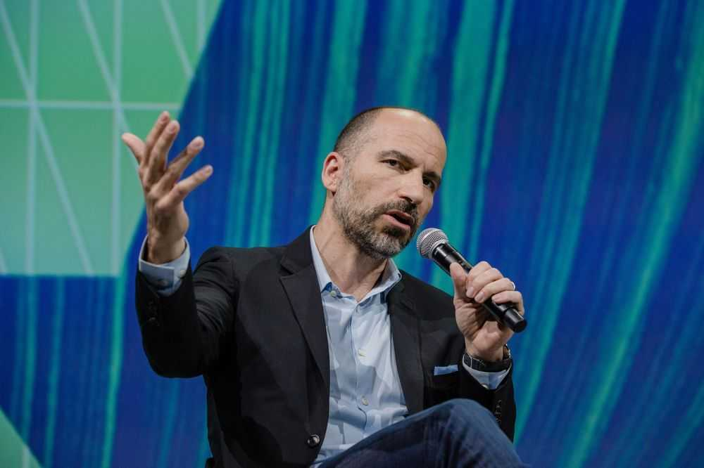 Uber CEO:即便无法盈利 公司仍可以在明年下半年IPO