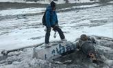 印度发现一具冻僵士兵遗体 来自50年前坠毁军机