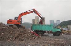 为减轻企业负担 西安出台建筑垃圾清运新政策