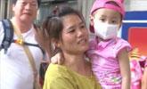 广西夫妇为救养女花光积蓄 爱心人士众筹40万救治