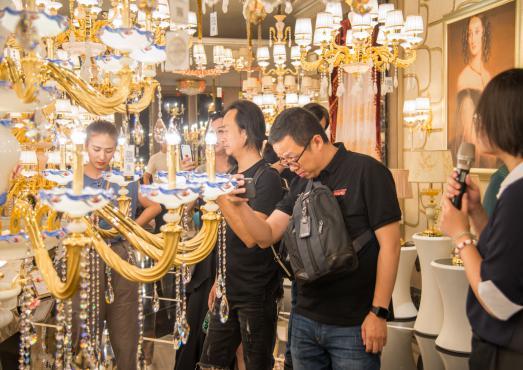 中国室内设计产业游学第一季 设计圈与家居产业大碰撞