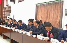 陆治原主持召开全省国企改革领导小组会议
