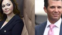 """特朗普承认儿子曾会俄女律师:为获希拉里""""黑材料"""""""