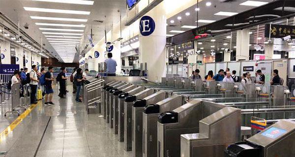 深圳福田口岸入境大厅自助通道将更新改造 建议旅客错峰出行