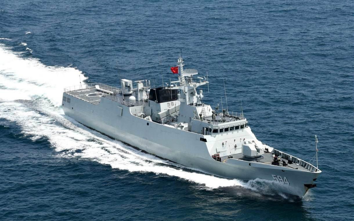 军机处第174期 056A能在南海拦截美军驱逐舰吗?