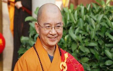 中国佛协召开会议 学诚辞去中国佛教协会会长职务