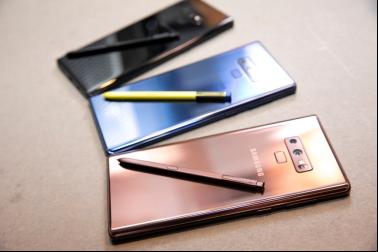 三星Galaxy Note9 用創新科技簡化用戶生活方式