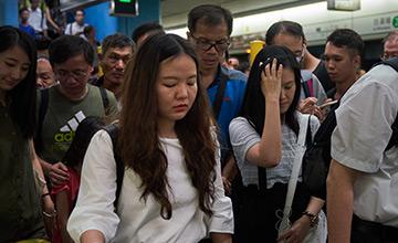 往返香港上班的内地人
