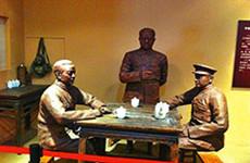 陕西洛川会议纪念馆 爱国主义教育的课堂