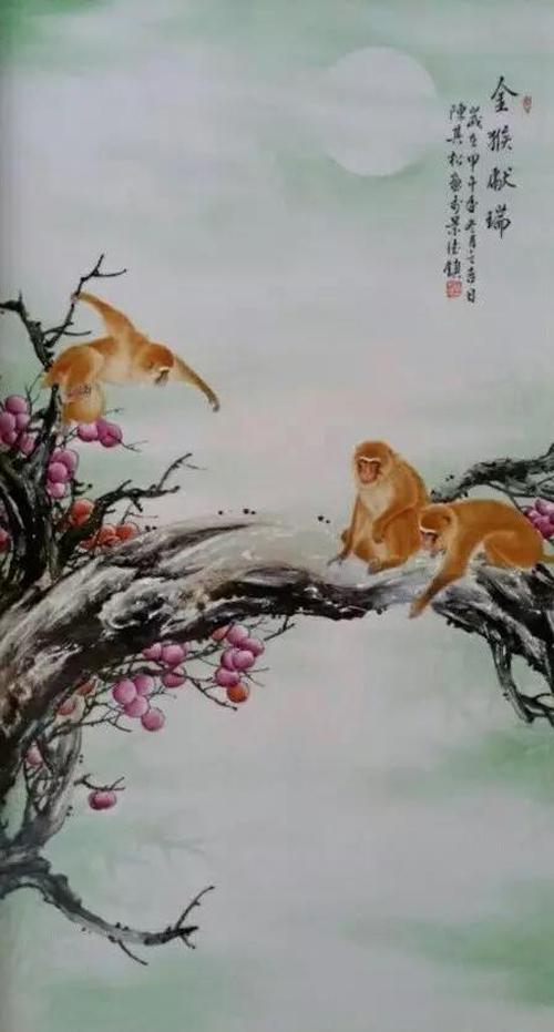 我喜欢画马,郎世宁的马,徐悲鸿的画我都临摹过.