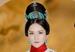 谢娜模仿高贵妃全靠气场妆容