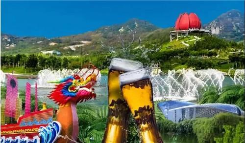第28届青岛国际啤酒节李沧・世博园会场圆满闭幕
