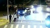 美国男子劝阻违规停车遭殴打 拔枪射杀对方被判无罪