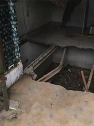 18岁姑娘在地窖住10年