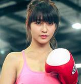 越南拳击少女颜值爆表