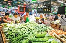"""鲜菜价格持续""""高温"""" 8月份西安CPI同比上涨1.5%"""