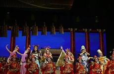 舞剧《大唐赋》再现唐朝盛景 10年已上演上千场