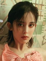 娜扎解锁香港杂志封面