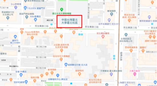 谷歌地图标