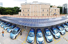 前8月陕西新能源汽车累计产销量同比增长超80%