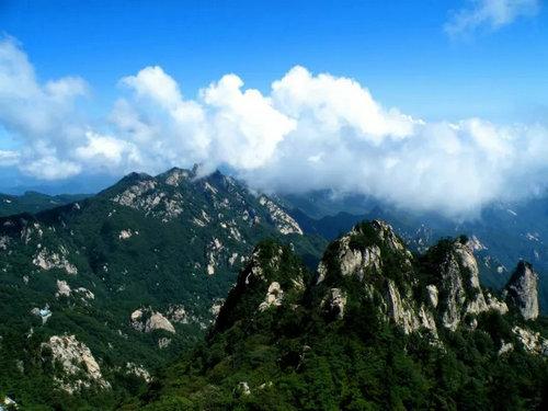 """尧山·大佛景区荣获2018河南省旅游""""智慧景区"""""""