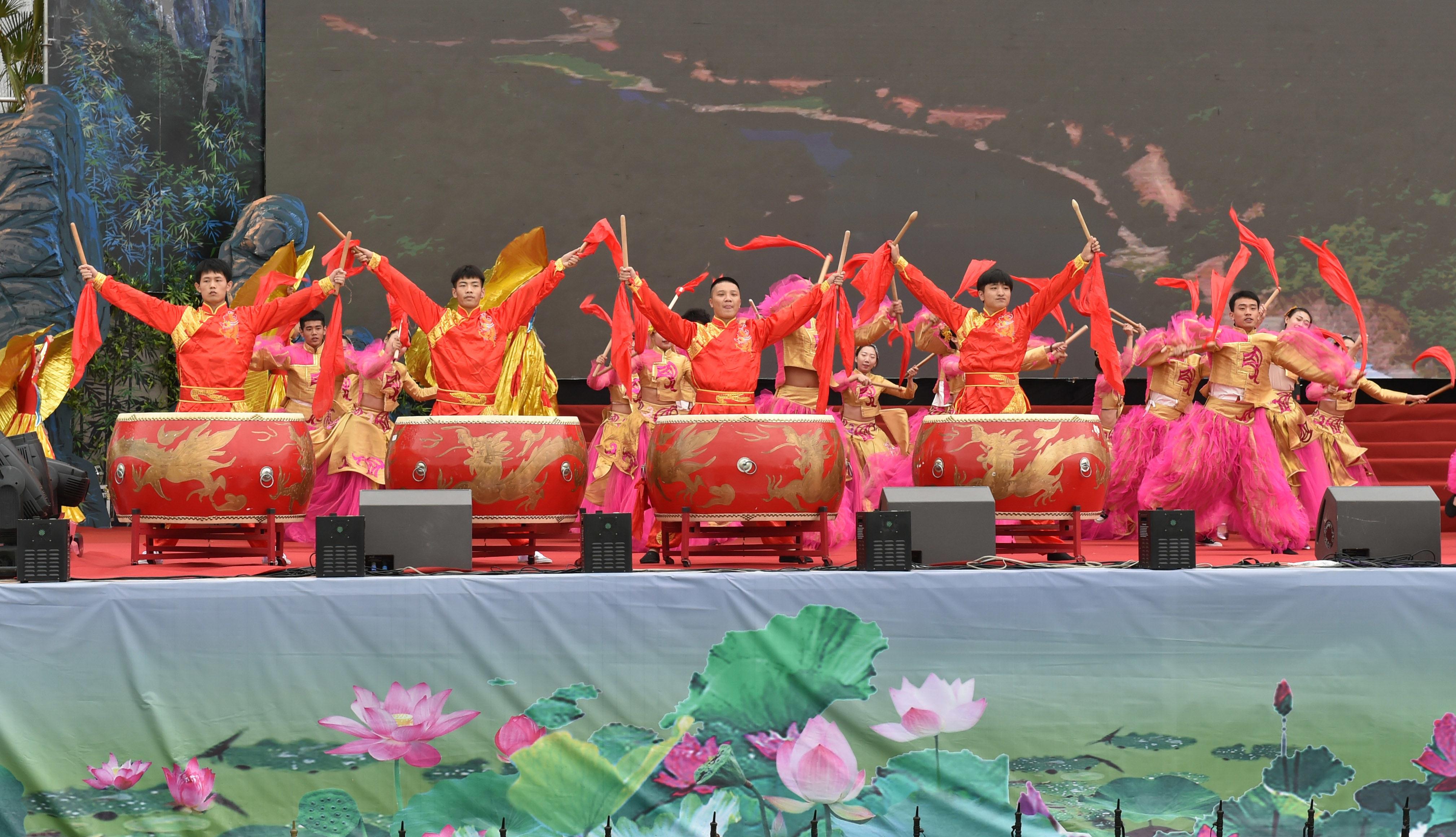 中国农民丰收节江西活动