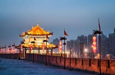 """西安实施全域旅游发展战略 打响""""西安服务""""品牌"""
