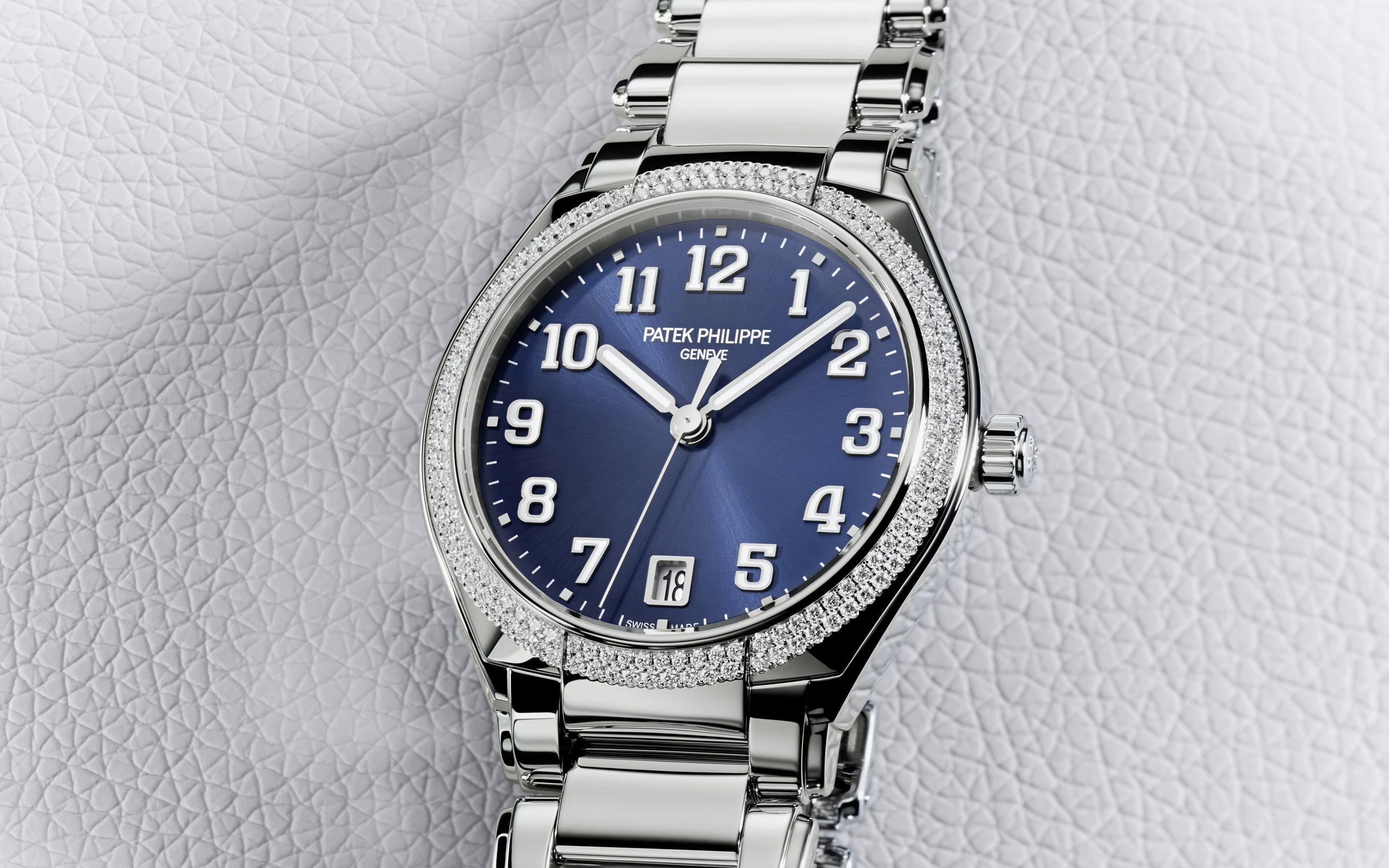 百达翡丽于米兰发布全新Twenty~4 自动机械腕表