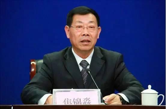 河南省政协人口资源环境委员会主任焦锦淼被查
