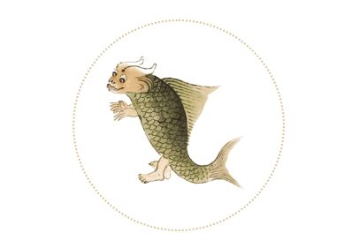 翻开这本中国神兽图鉴,畅游上古奇幻全国