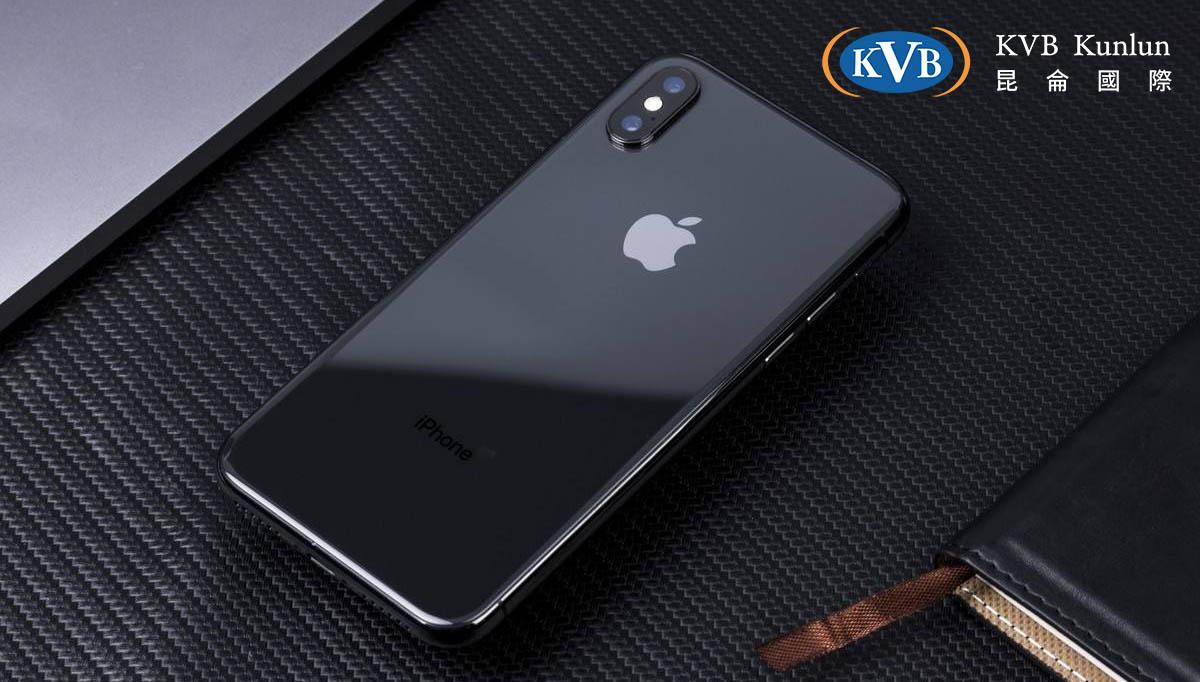 KVB昆仑国际|中国对iPhone需求急剧下降