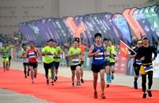 周六2018西安国际马拉松开跑 部分道路将交通管制