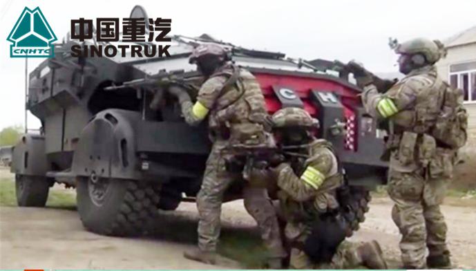 """普京曾亲自挂帅 俄""""秘密武器""""首曝光"""