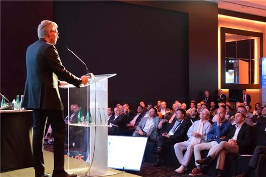 AUBE欧博设计受邀出席2018CTBUH国际会议并做主题演讲