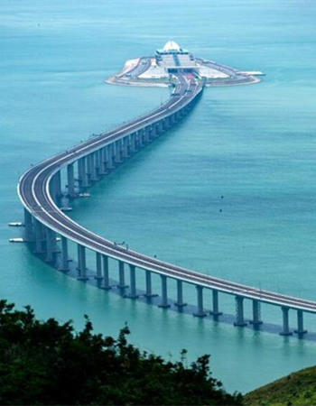 港珠澳大橋將于24日上午9時正式通車