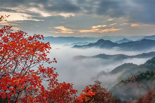 一分鐘 讓你愛上云臺山