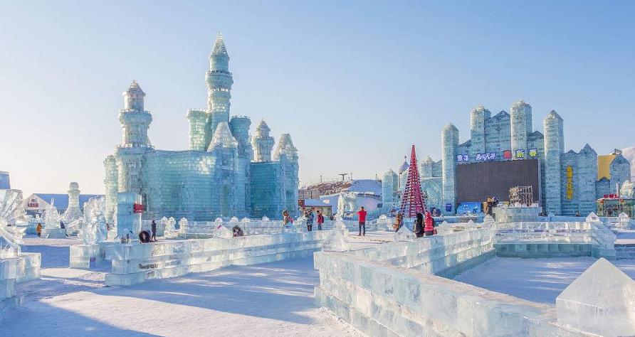 冬季旅游市场秩序