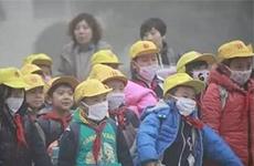 西安:重污染天气Ⅰ级应急响应学校需弹性教学