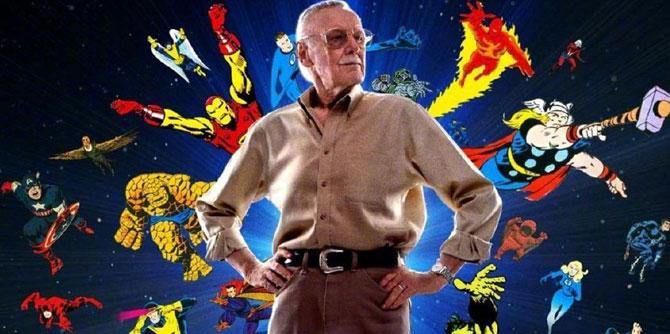 斯坦·李走了 从此天堂多了一个爱客串的超级英雄