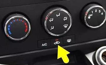 天冷开暖风时务必注重这三点!90%司机都不注意