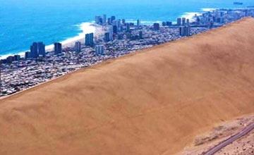 世界上唯一不长草的城市 每年千万游客前往