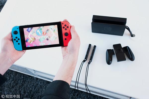 """任天堂在""""为孩子提供游戏""""的理想与现实间抉择"""